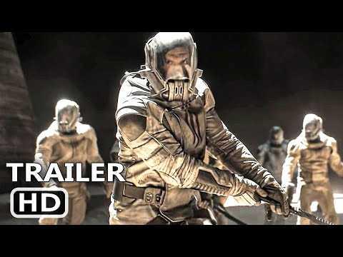 DUNE Trailer # 2 (2021) Sci-Fi Blockbuster Movie