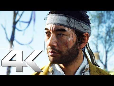 """GHOST OF TSUSHIMA Director's Cut """"Iki Island"""" Trailer [JAPANESE] PS5"""