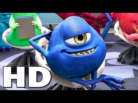 """MONSTERS AT WORK """"Gary the Rival of Mike"""" Trailer (2021) Animated Series"""