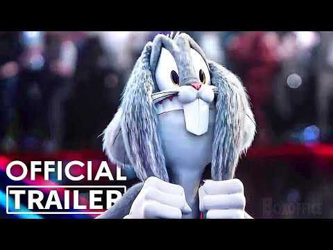 """SPACE JAM 2 A NEW LEGACY """"Bugs Bunny is Terrified"""" Trailer (NEW 2021)"""