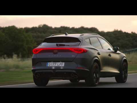 The new CUPRA Formentor VZ5 Preview
