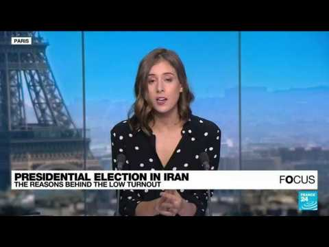 Why was turnout so low in Iran's presidential election?