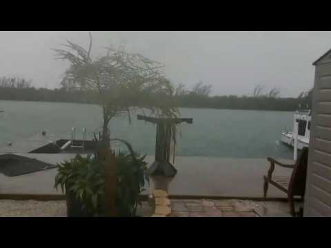 UGC: Strong winds and rain from Tropical Storm Elsa batter Florida's Key West