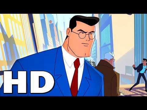 "SPACE JAM 2 ""Superman"" Trailer (NEW 2021) Animated Movie"