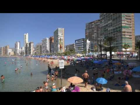 British tourists skyrocket hotel reservations in Spain