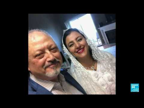 NSO group's Pegasus spyware was found on Jamal Khashoggi's fiancée's phone