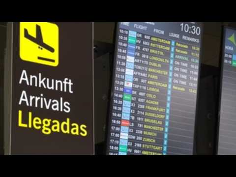 British tourists flying to Canary Islands on 'Freedom Day'