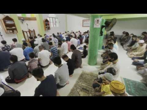 Muslims in Philippines mark Eid al-Adha