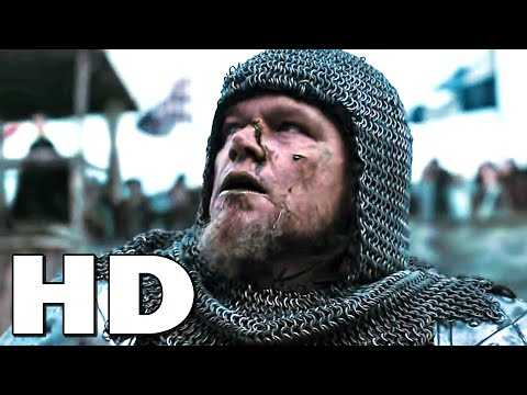 THE LAST DUEL Trailer (Medieval - 2021)