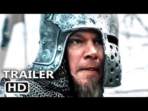 THE LAST DUEL Trailer (2021) Medieval, Action Movie