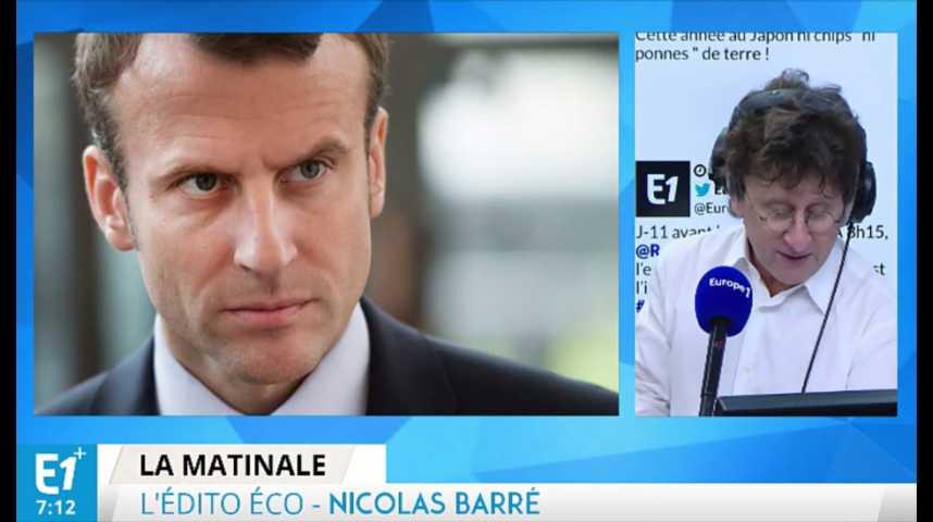 """Illustration pour la vidéo Une France """"ultra-libérale"""" avec Macron ? Une contrevérité..."""