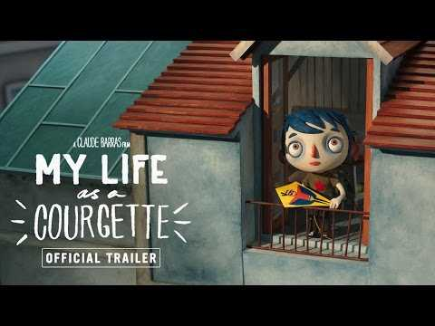 MY LIFE AS A COURGETTE | Official UK French-Language Trailer [HD] - in cinemas June 2