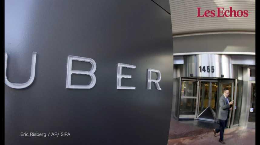 Illustration pour la vidéo Uber, le côté obscur des licornes