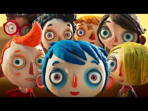 MY LIFE AS A COURGETTE | Official UK English Trailer [HD] - in cinemas June 2