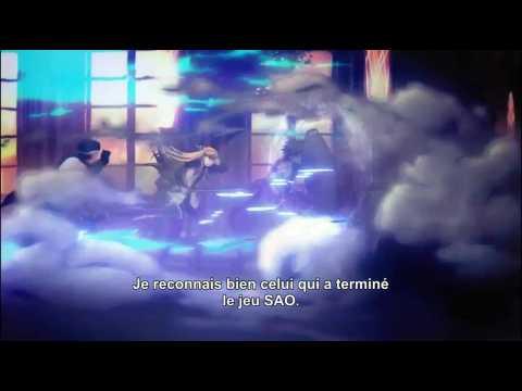 """Bande-annonce VOST de """"Sword Art Online The Movie"""""""
