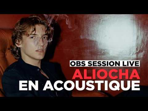 Obs Session Live : Aliocha en acoustique