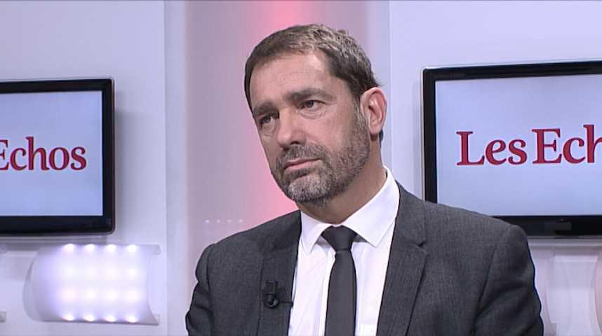Illustration pour la vidéo «Pas de privilège accordé à Manuel Valls» (Christophe Castaner, En Marche)