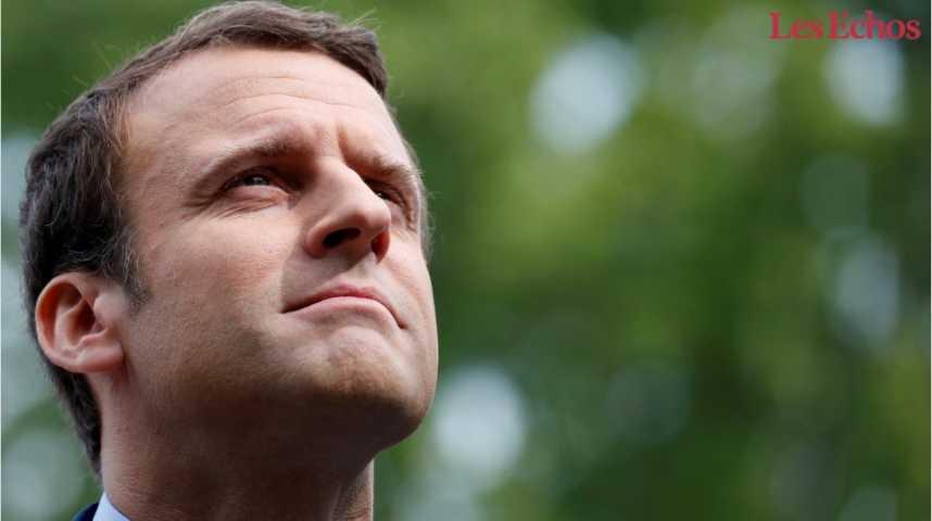 Illustration pour la vidéo Pour Emmanuel Macron, 100 jours décisifs