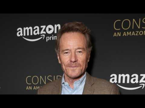Amazon Picks Up New Comedy Series From Bryan Cranston