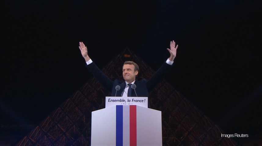 Illustration pour la vidéo Dominique Seux : « Pourquoi la France peut, et va, s'en sortir »