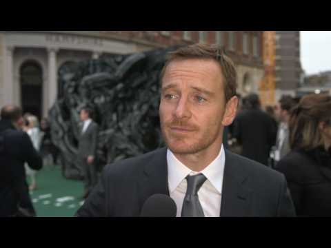 Michael Fassbender Is A Sci-Fi Super Fan