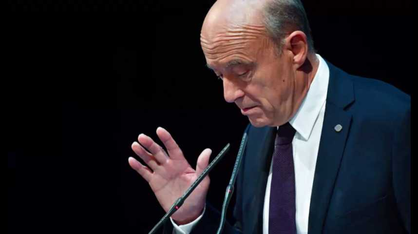 Illustration pour la vidéo Premier ministre : les Français aimeraient bien Alain Juppé