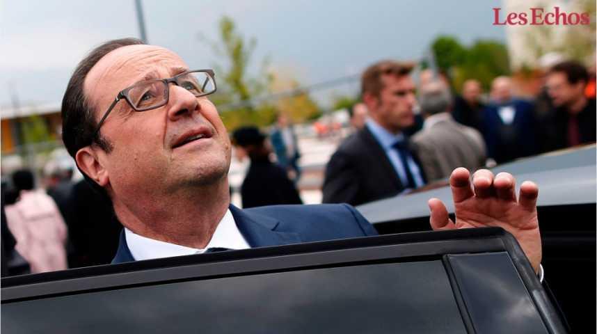 Illustration pour la vidéo Que va devenir François Hollande ?