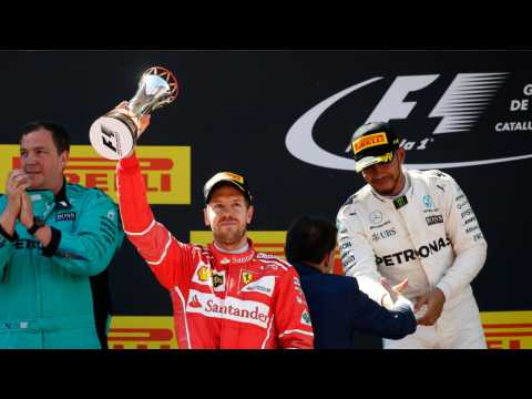 Lewis Hamilton Wins Spanish Grand Prix