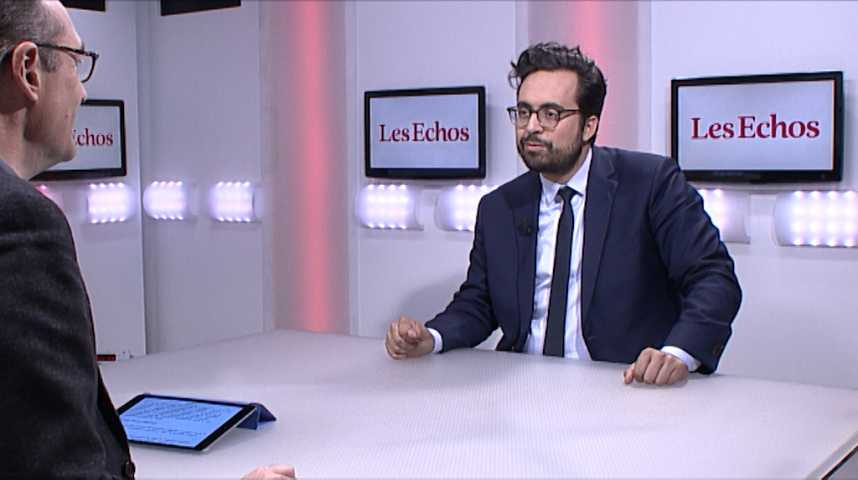 Illustration pour la vidéo Que pense Mounir Mahjoubi (La République en Marche) d'Edouard Philippe ?