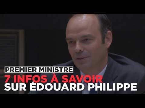 7 infos sur Édouard Philippe, le nouveau Premier ministre