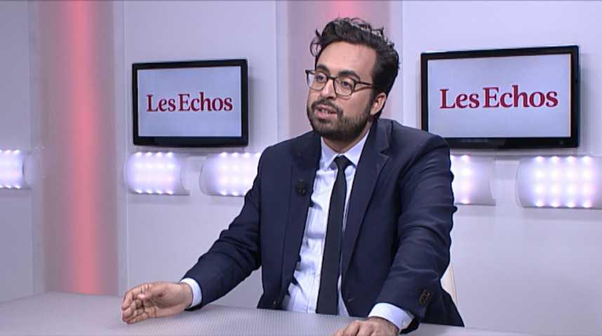 Illustration pour la vidéo Mounir Mahjoubi (La République en Marche) va affronter Cambadélis dans le XIXe arrondissement