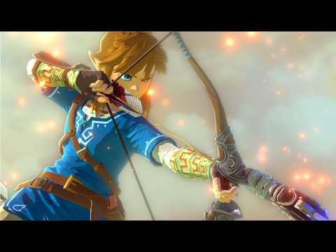 The Legend Of Zelda Mobile Game Reportedly Being Developed