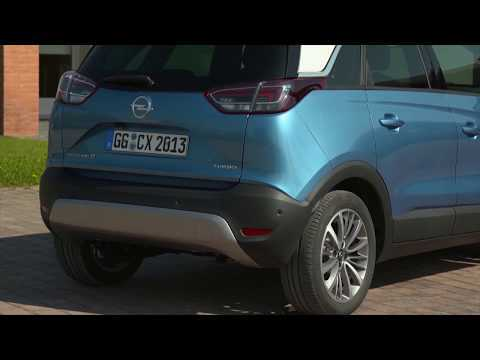 Opel Crossland-X Design in Blue Trailer | AutoMotoTV