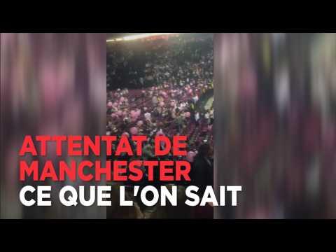 Ce que l'on sait de l'attentat de Manchester