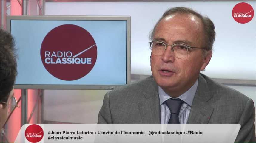 Illustration pour la vidéo « Plusieurs sujets économiques étaient tabous et il y a eu un réel déblocage » Jean-Pierre Letartre (23/05/2017)