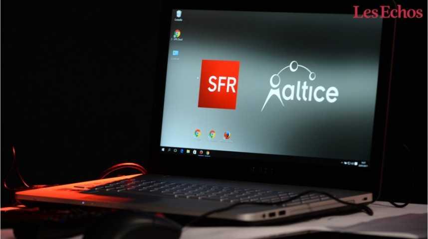 Illustration pour la vidéo SFR – Altice : 4 questions autour d'un changement de nom