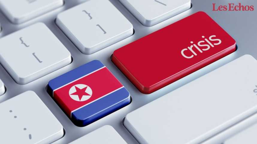 Illustration pour la vidéo Cyberattaque: la piste nord-coréenne (presque) confirmée