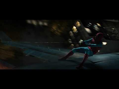 "Bande-annonce VOST de ""Spider-man: homecoming"""
