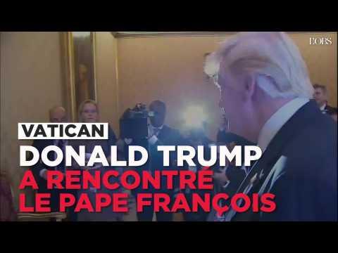 Trump et le Pape : une première rencontre plutôt fraîche au Vatican