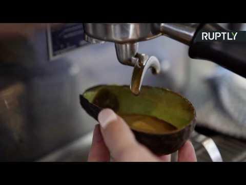 I'll 'Avo-Latte' Please! Melbourne Cafe Kicks Off Latest Coffee Craze