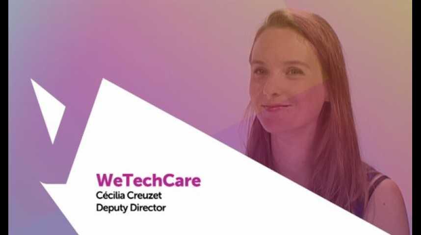 Illustration pour la vidéo Viva Technology - La Banque Postale présente WeTechCare : la startup sociale qui promeut l'inclusion numérique