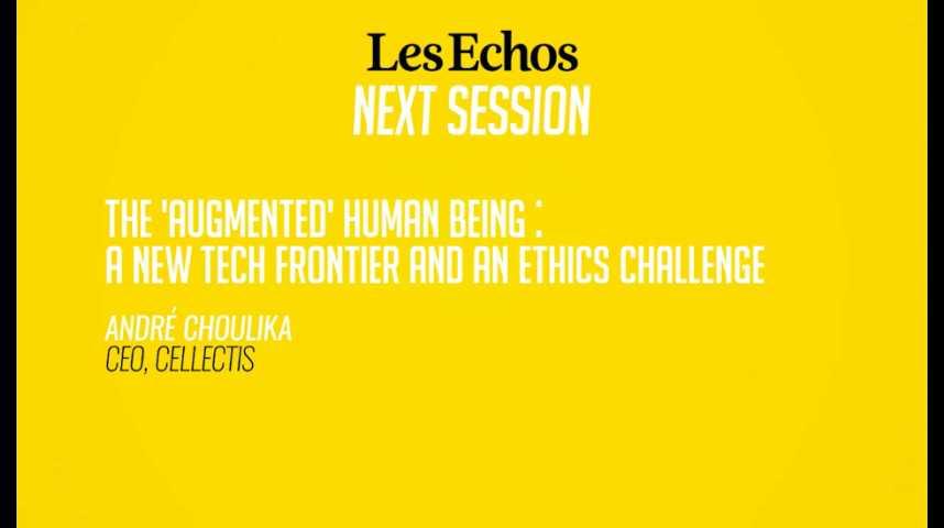 Illustration pour la vidéo L'homme augmenté, nouvelle frontière technique et challenge éthique
