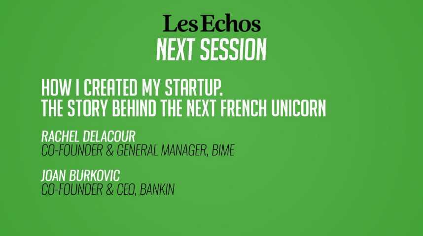 Illustration pour la vidéo Comment j'ai lancé ma start-up : l'histoire de la prochaine licorne française