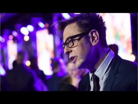 James Gunn Has Already Completed The First Draft of Guardians of the Galaxy 3