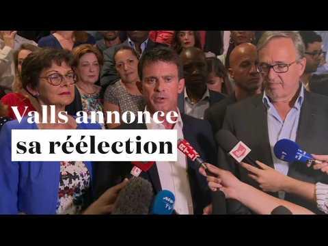 """Valls : """"Je suis élu avec 139 voix d'avance"""""""