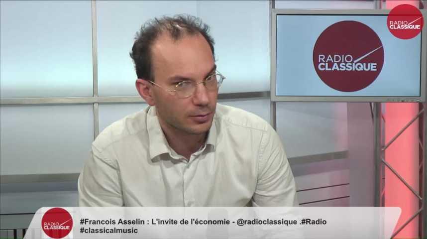 """Illustration pour la vidéo """"Emmanuel Macron avait prévenu qu'il allait faire des ordonnances"""" François Asselin (17/05/2017)"""