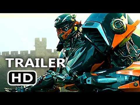 TRANSFORMERS 5 Trailer # 4 (2017) The Last Knight, Action Blockbuster Ultra HD 4K Movie HD