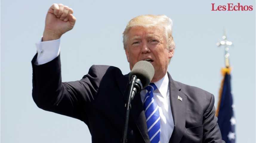 Illustration pour la vidéo Trump a fait perdre 35 milliards aux plus riches de la planète
