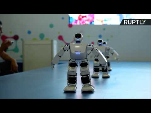 Consumer Robots Steal the Show at CES Asia 2017