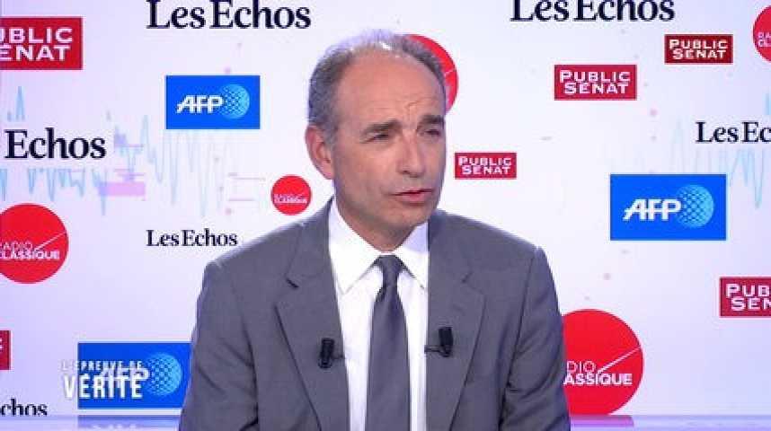 Illustration pour la vidéo Jean-François Copé soutiendra « sans hésitation » la réforme du travail de Macron